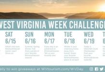 West Virginia Week Challenge 2019