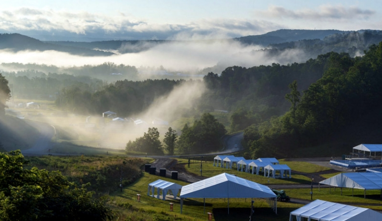 Lore and legend surround site of World Scout Jamboree