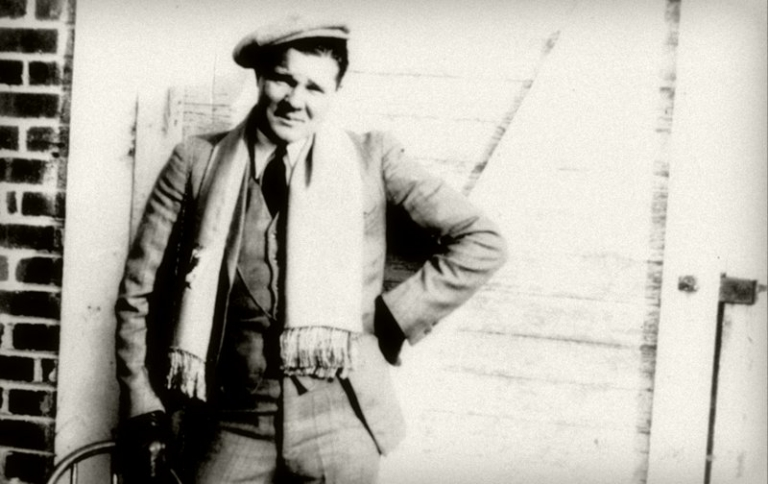 Notorious bank robber Pretty Boy Floyd once hid in West Virginia