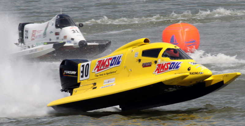 New Martinsville to host North America boating championship