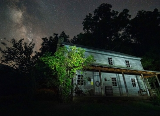 The legend of the village of Burnt House is linked to one of the state's favorite old ghost stories.