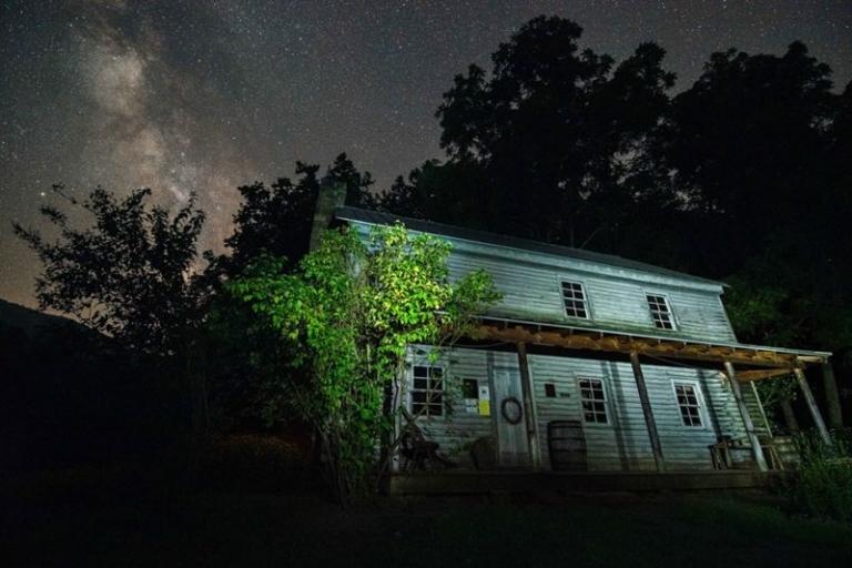 Legend of Burnt House lives through strange town name