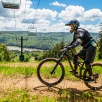 The International Mountain Bicycling Association announced the newest recipient of its Ride Center designation—the Snowshoe Highlands Ride Center in Pocahontas County, West Virginia.