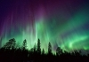 The Northern Lights are a rare spectacle in West Virginia, though the may be seen intermittently to the northward from lofty vantages.