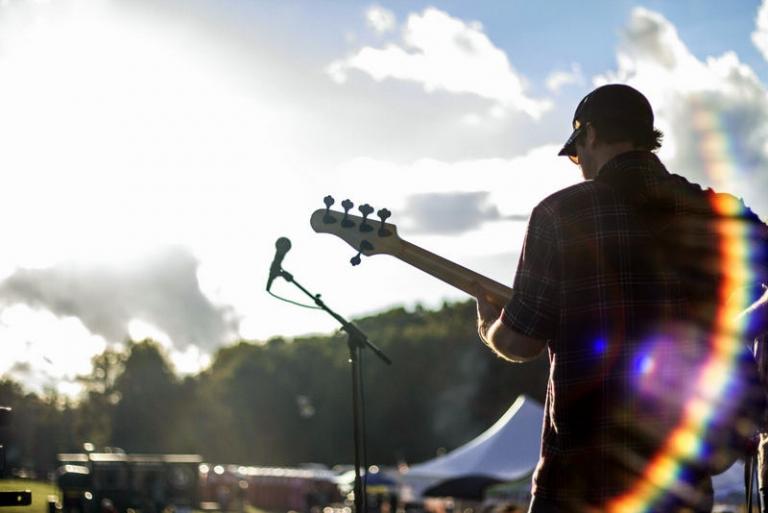 Fayetteville's Bridge Jam music fest moved to Aug 23-24