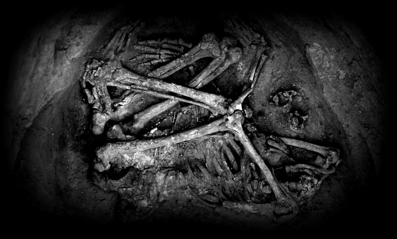 According to some tales, Big Jones body was found at the bottom of a mine shaft.
