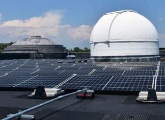 Solar Panels at Shepherd University