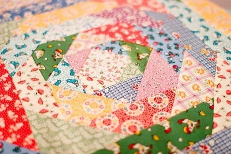 New River community college offers beginner's quilting course