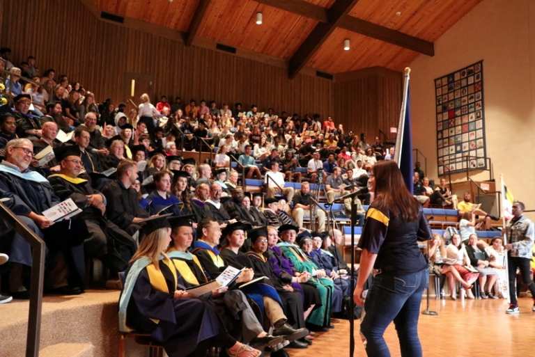 Alderson Broaddus celebrates ten percent enrollment increase