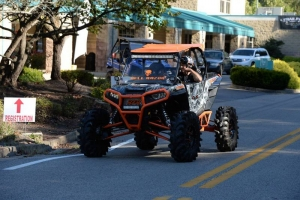 ATV enthusiasts show off the best of their vehicles during National Trailfest.
