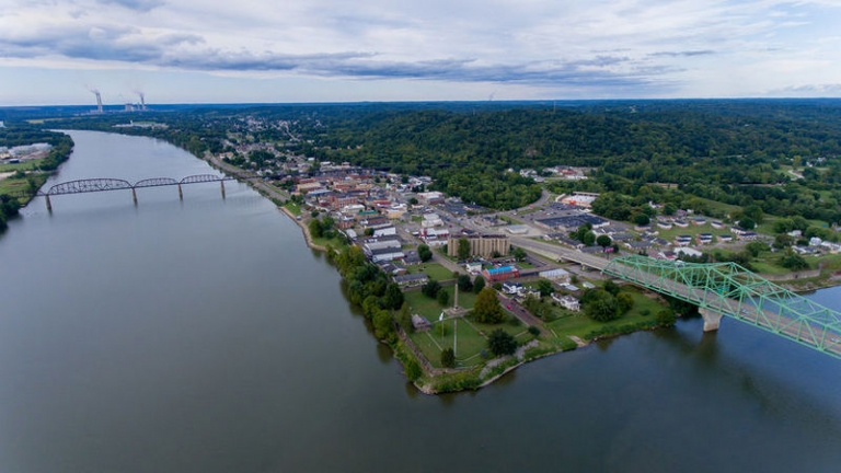 WVU selects Point Pleasant for community branding