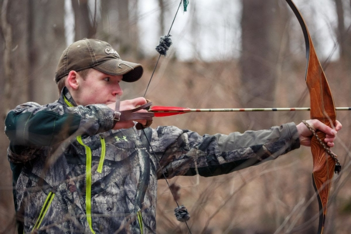 Archery and crossbow hunting continue to be popular in West Virginia.