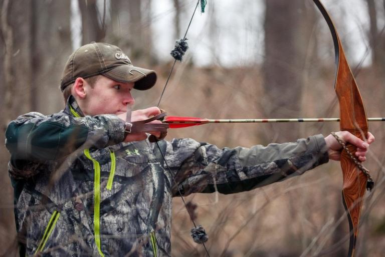 Archery seasons for bear, boar, and deer open Sept. 28