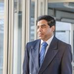 Debangsu Bhattacharyya, GE Plastics Material Engineering Professor of chemical and biomedical engineering at WVU.