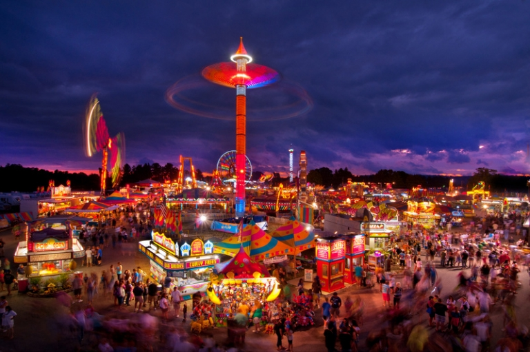 State Fair of W.Va. broke record food, carnival sales in 2019