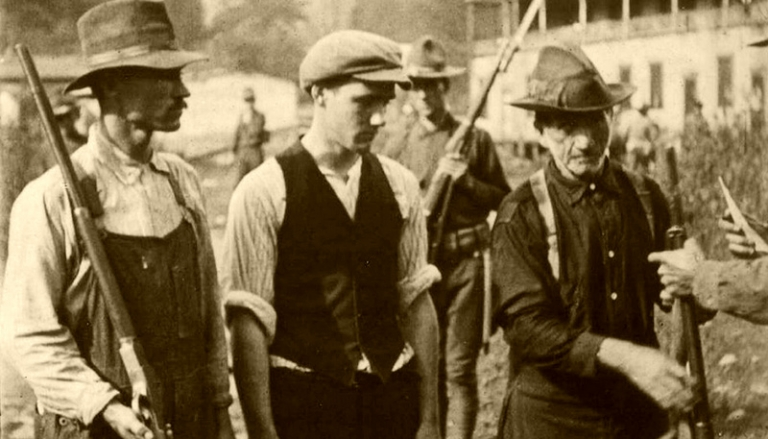 Mine Wars scholar: new generation rediscovering conflict