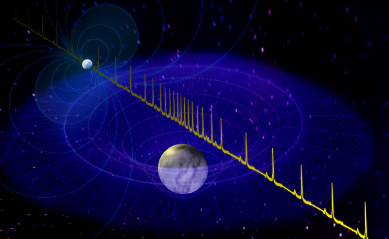 WVU astronomers were part of a research team that detected the most massive neutron star to date.