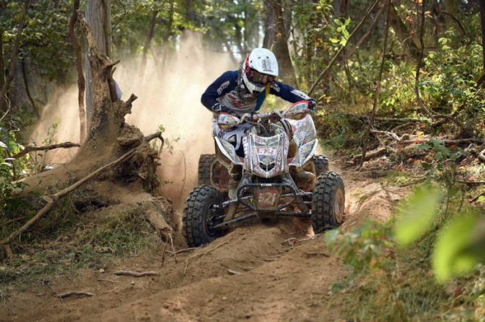 Adam McGill will race in West Virginia at the all-new venue of Summit Bechtel Reserve.