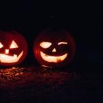 Jack O'Lanterns were used to ward off evil spirits.