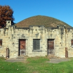 Old Museum at the Grave Creek Mound