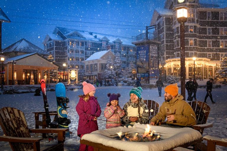 Snowshoe Mountain to open ski areas November 22