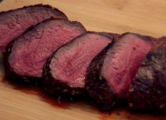 White-tailed deer venison is a favorite traditional meat in West Virginia.