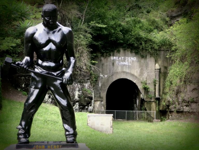 John Henry Historical Park gaining national attention
