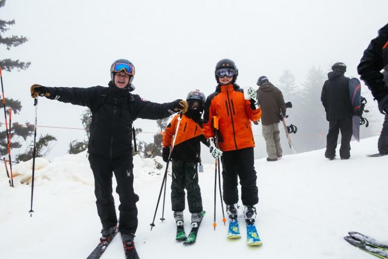 Ski season 2019-'20 opens at Snowshoe Mountain