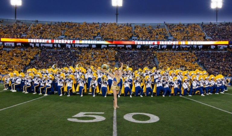West Virginia University to build marching band facility