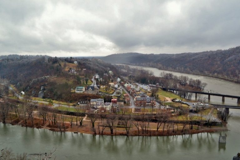 Entrance fees to Harpers Ferry to increase January 1