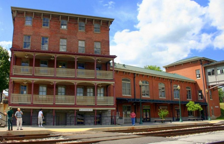 W.Va. secures funds for eastern panhandle train service