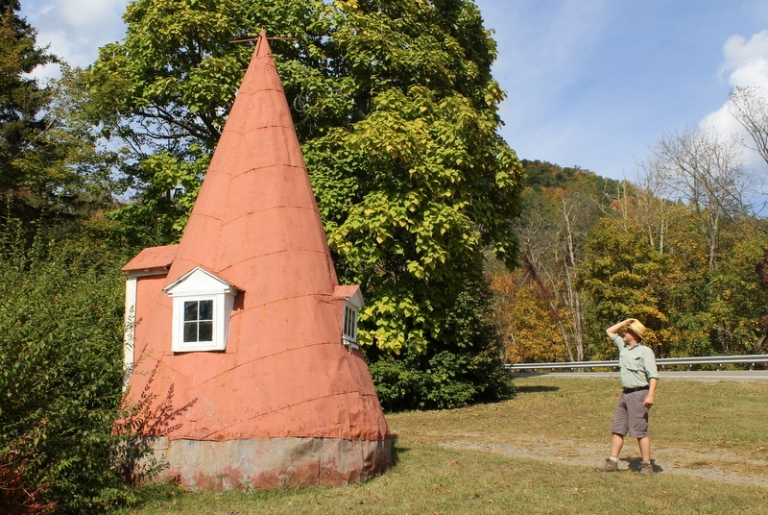 Roadside curiosity captures imaginations in Pocahontas County