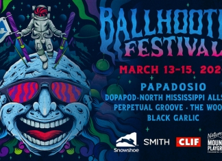 Snowshoe Mountain has set its lineup for the annual Ballhooter Music Festival March 13-15, 2020.