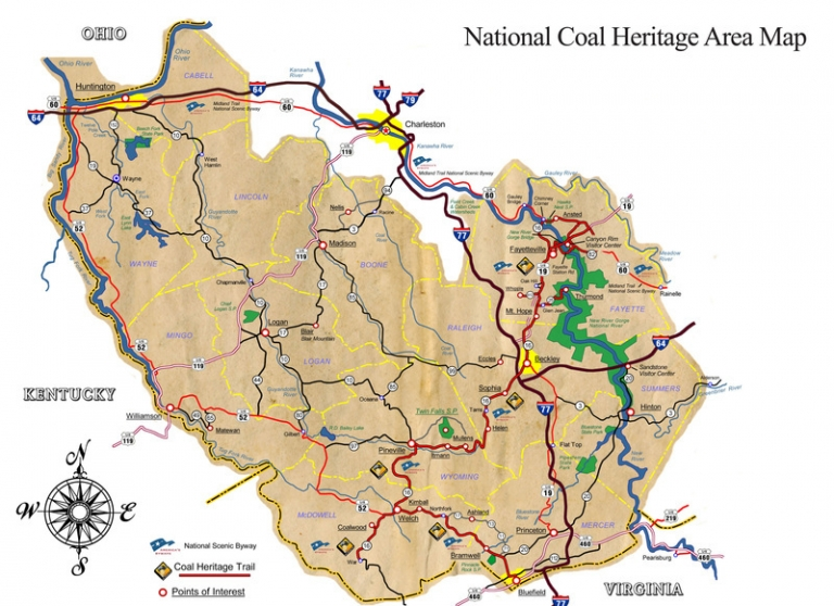 Grant funding available for coal heritage projects