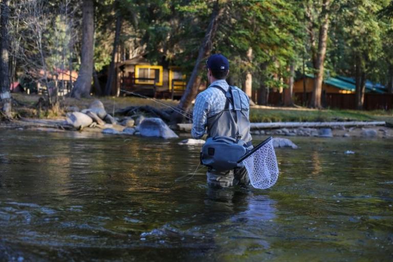 Scenic trout stream lies hidden along West Virginia interstate