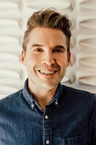 "Matt Browning, author of ""Bookstore Explorer: West Virginia."""