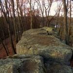 Curfman Rocks in West Virginia