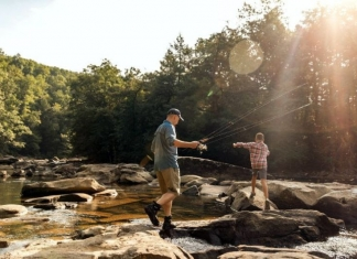 State parks across West Virginia will begin stocking trout this weekend.