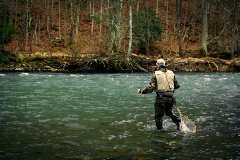 West Virginia to waive license requirement for resident anglers