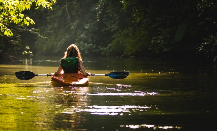 Efforts to open water trails across West Virginia are also helping build its communities economically.