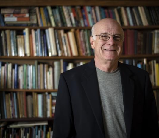 Marc Harshman, poet laureate of West Virginia