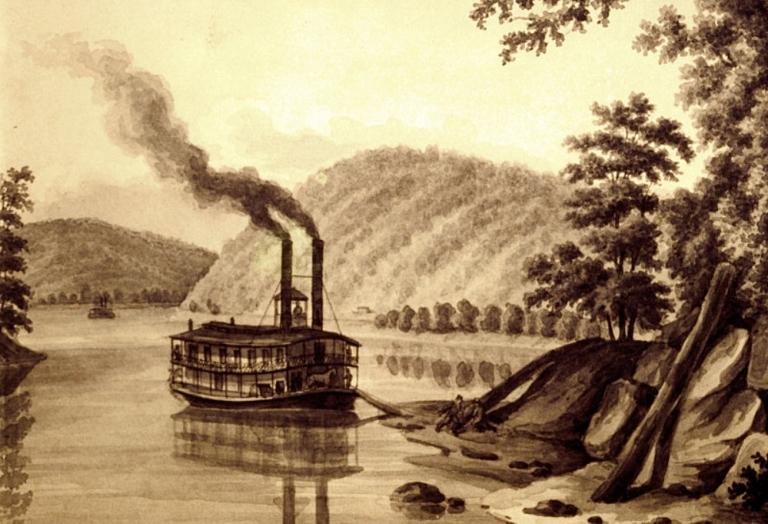 West Virginia mountains kept 1830 cholera epidemic at bay