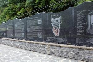 UBB Memorial Interpretive Area