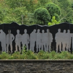 UBB Memorial at Whitesville