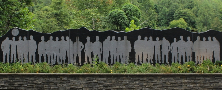 UBB Mine Disaster Memorial has helped some heal