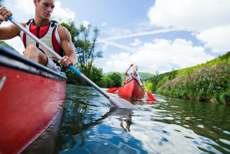 Wear life jackets while boating, swimming in lakes, streams