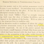 Excerpt from McWhorter (1915), Border Settlements of Northwestern Virginia