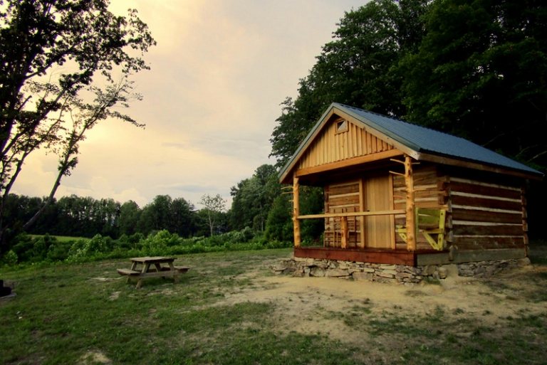 Camp Creek State Forest opens remote guest cabin