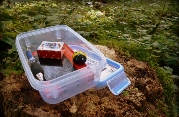 Geocaching is enjoying renewed interest as a socially-distanced pastime in West Virginia.