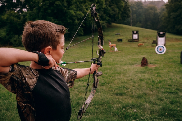 W.Va. DNR shares tips for introducing children to archery